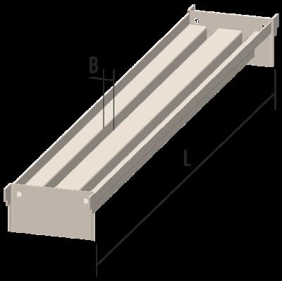 UL-shelf inserts